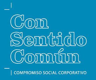 CON SENTIDO COMÚN | Compromiso Social Corporativo